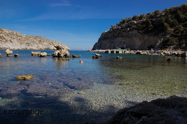 Anthony Quinn Bay, Meer, Traumstrand, Meer, Strand, Insel, Island