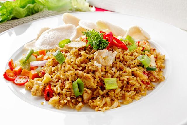 resep nasi goreng ayam