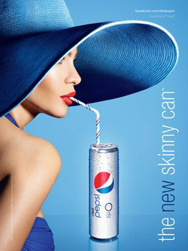 Diet Pepsi Commercial