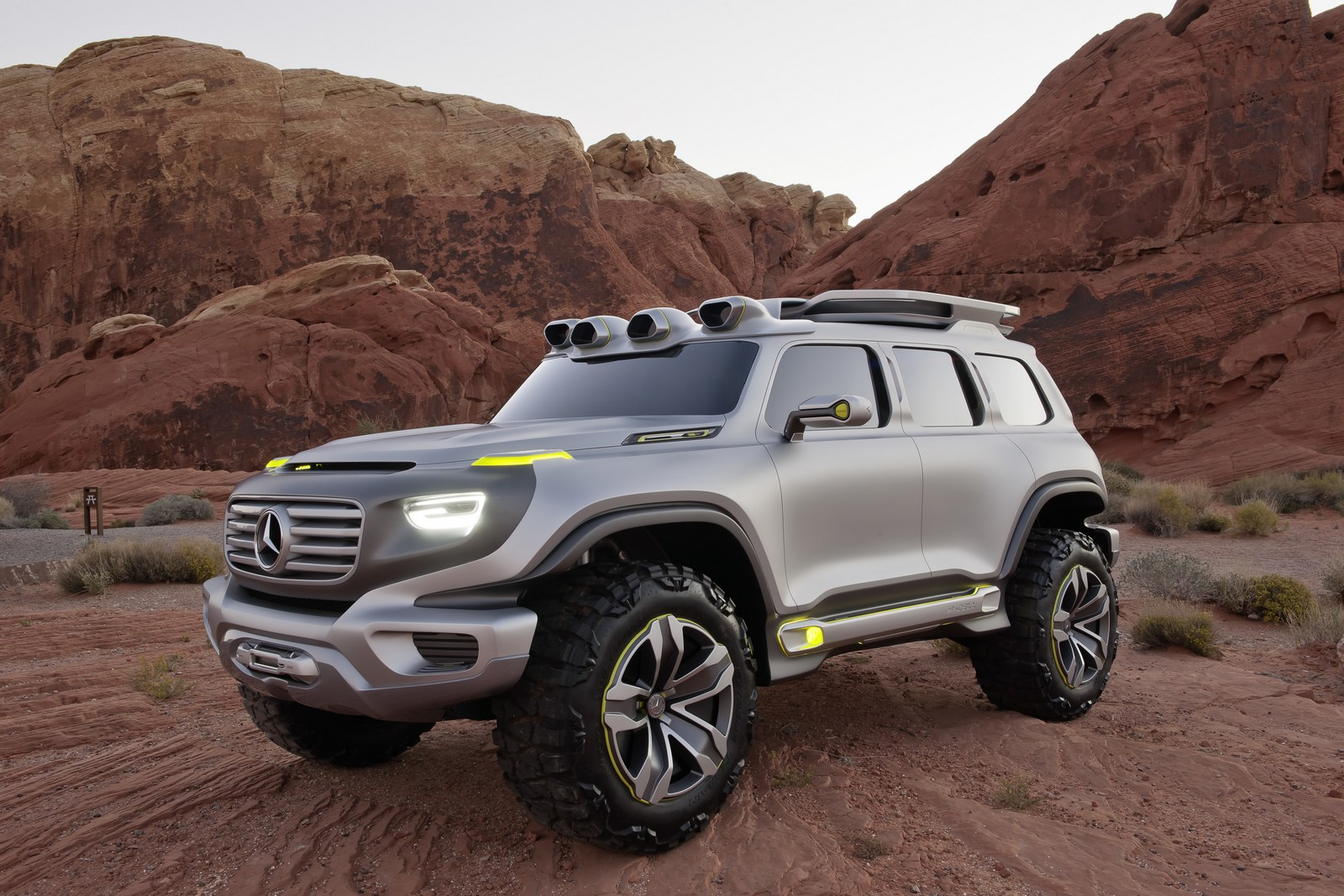 Mercedes GLB Set To Arrive In 2019, GLG Reportedly Under ...