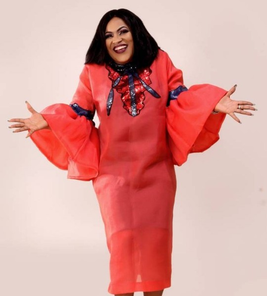 Actress Grace Amas Stuns In New Photos As She's Plus One Today