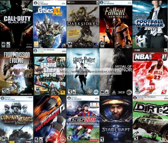 Games Top 100