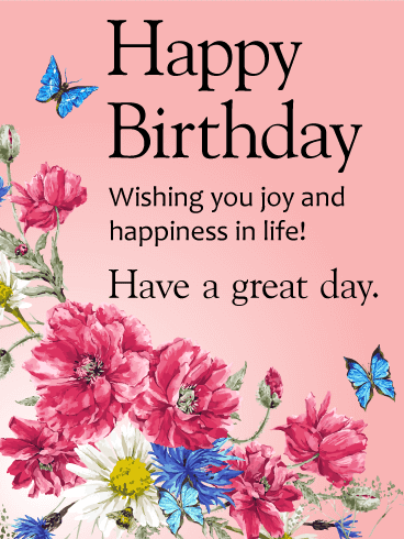 Happy birthday cards and wishes for facebook happy birthday cards bookmarktalkfo Gallery