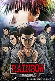 جميع حلقات انمي Rainbow: Nisha Rokubou no Shichinin مترجم عدة روابط