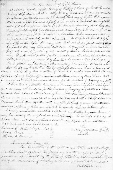 Remembering Family: Josiah Martin of Botetourt, Virginia