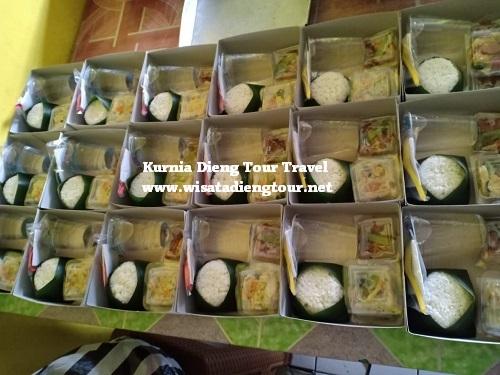 jasa nasi box murah dieng
