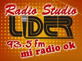 Radio studio lider