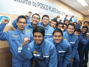PT Krakatau Posco – Recruitment D3, S1 Management Trainee Program