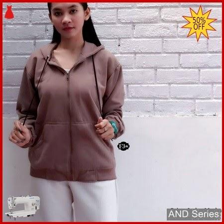 AND324 Jaket Wanita Prime Jacket Mocha BMGShop