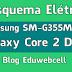 Esquema Elétrico Samsung SM-G355M/DS Galaxy Core 2 Duos