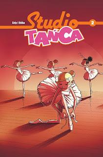 """""""Studio tańca"""" Bertrand Escaich, Caroline Roque - recenzja [PREMIEROWA]"""