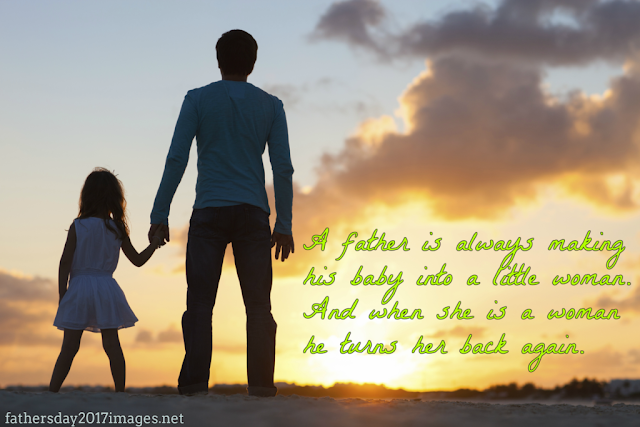 Inspirational Fathers Day 2017 Images with Quotes, Sayings  And Message From Son And Daughter