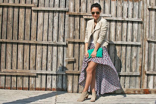 e09c92fa0d Blog de costura. Como hacer y coser una falda asimetrica DIY