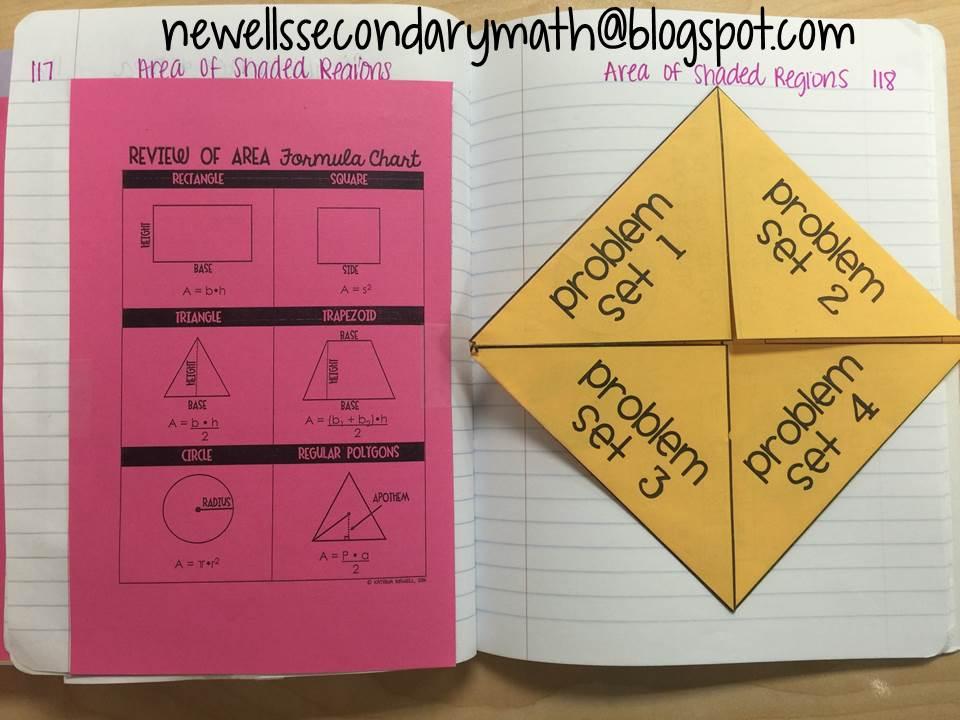 Circle Basics Unit (Part 1)   Mrs. Newell's Math