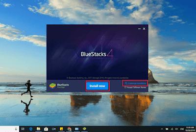 Bermain Free Fire di PC