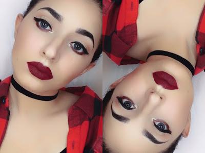 Maquillaje en 4 pasos con tonos de otoño