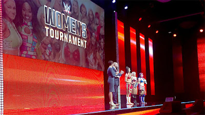 WrestleMania Week Women's Tournament Announcement