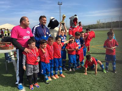 """IV Torneo Solidario """"Villa de Adamuz"""" 2016: Resumen y fotos"""