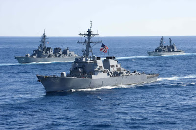 Have Recent U.S. Naval Collisions Been The Result Of A Cyber Attack?