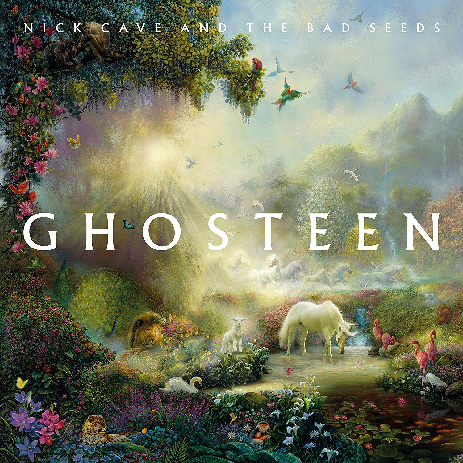 New Album Releases: GHOSTEEN (Nick Cave & The Bad Seeds