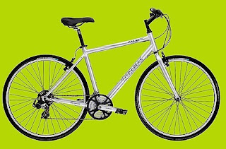 Bicycle Recovered - Trek 7.0 FX