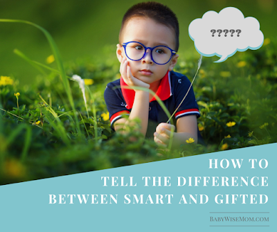Differences between smart and gifted