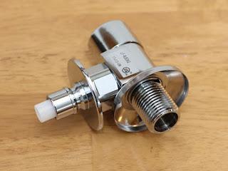 LIXIL INAX LF-WJ50KQ 緊急止水弁付洗濯機用単水栓蛇口-3