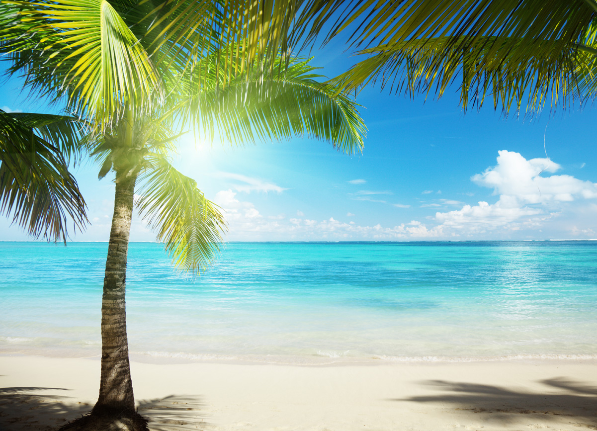 Tropical Island HD Wallpapers Set 1
