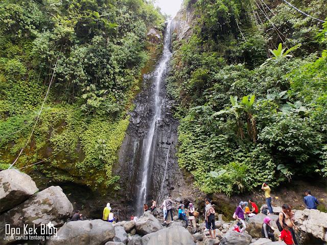Wisata di Kudus, Air Terjun Gonggomino dan Montel