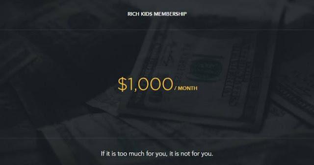 Jejaring Sosial Langganan Senilai 13 Juta Rupiah per Bulan