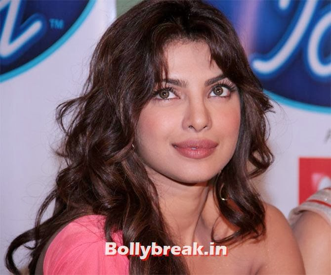 Priyanka Chopra, Bollywood Actresses Lip Surgery Pics - Before & After