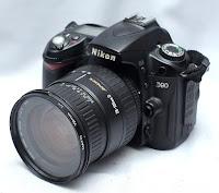 Jual Kamera DSLR Nikon D90