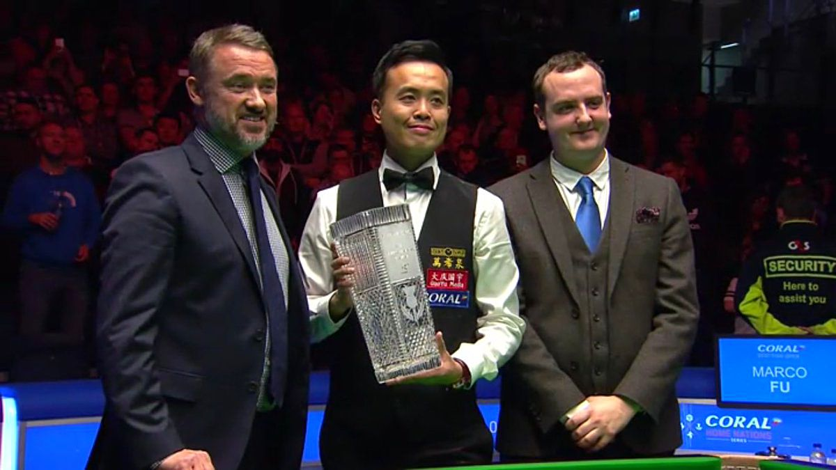 Marco Fu gets Scottish Glory | Snooker, my love