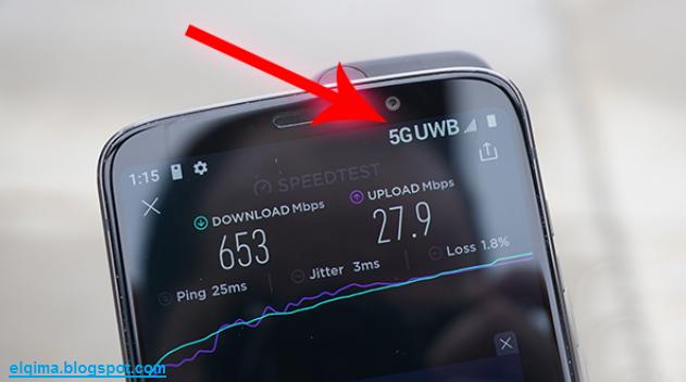 5g ، الجيل الخامس ، هواتف 5g ، اتصالات 5g ، اقوي هواتف 5g ، شبكة الجيل الخامس
