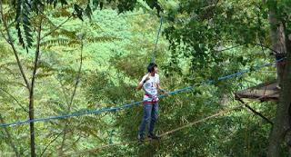 Wisata Asik Katumiri Outdoor Activities Bandung