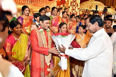 MLA-Arekapudi-Gandhi -daughter-Marriage-photos13