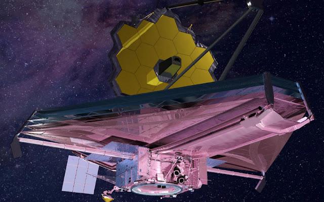 NASA tiếp tục trì hoãn thời gian phóng Kính Viễn vọng Không gian James Webb, dự kiến sẽ phóng vào sau tháng 5 năm 2020. Đồ họa: NASA.