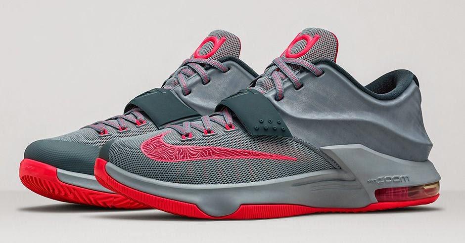 new product cfa02 b73a8 Nike KD 7 VII