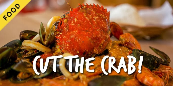 Food: Cut The Crab