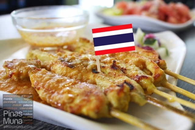 Chicken Satay by Smile Elephant