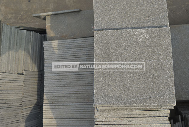 jual batu jenis batu andesit polos bakar di alam sutra, bsd, bintaro dan gading serpong