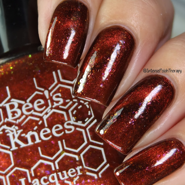 Bee's Knees  Lacquer - All The Dinosaurs Feared The T-Rex