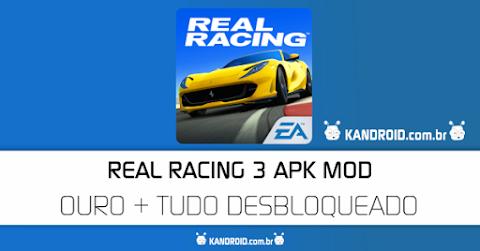 Real Racing 3 v6.2.0 APK Mod (Ouro Infinito + Tudo Desbloqueado)