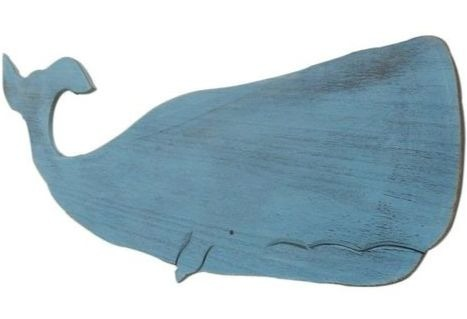 Whale Wall Decor Ideas