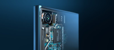Sony Xperia XZ Rear Camera