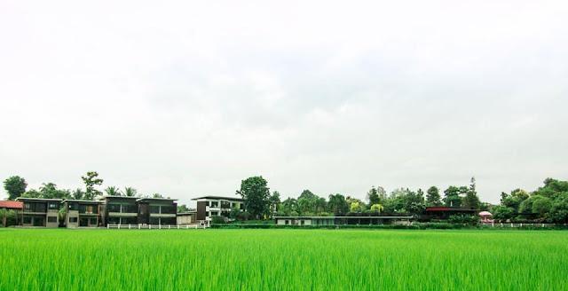 Accommodation  in Chiang Klang in Nan - Thailand