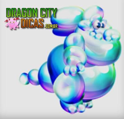 Dragão Bolha de Sabão  - Informações