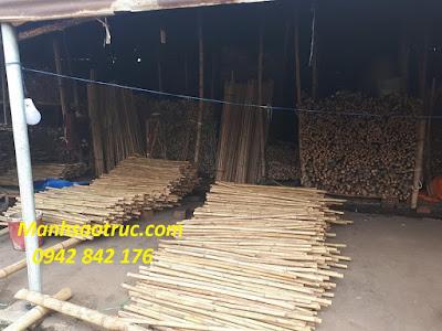 xưởng tre trúc tại hcm