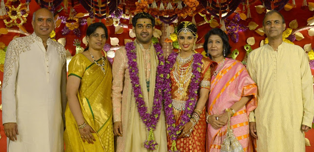 nimmagadda prasad daughter swathi wedding