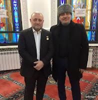 Руководитель администрации Представительства Главы Чеченской Республики в ХМАО Югра